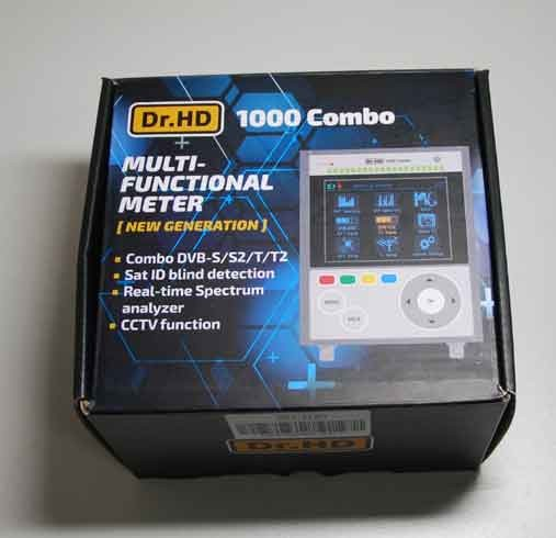 Dr.HD 1000 combo